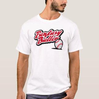Fantasy Baseball Baller T-Shirt