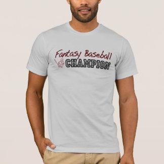 Fantasy Baseball Champion T-Shirt