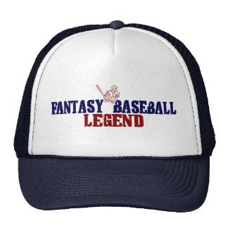 Fantasy Baseball Legend Trucker Hat