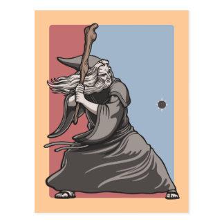 Fantasy Baseball Postcard