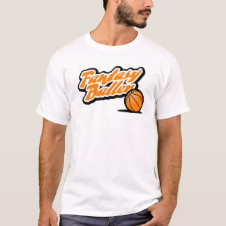 Fantasy Basketball Baller T-Shirt