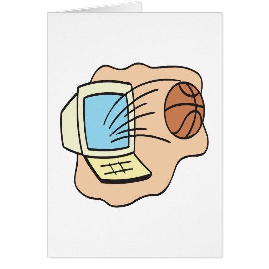 Fantasy Basketball Card