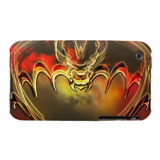 Fantasy Bat iPhone 3G/3GS Barely There iPhone 3 Case-Mate Case