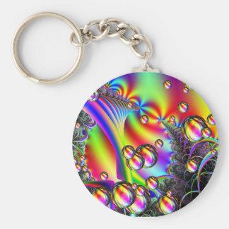 Fantasy Bubbles Keychain