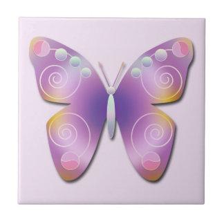 Fantasy Butterfly Ceramic Tile