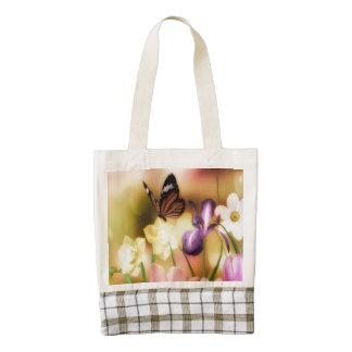fantasy butterfly garden bag