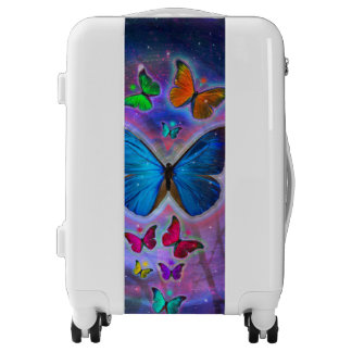 Fantasy Butterfly Luggage