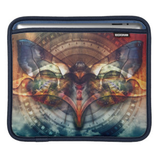 Fantasy butterfly sleeve for iPads
