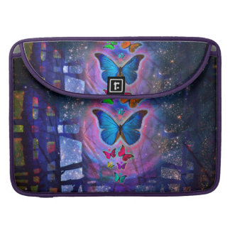 Fantasy Butterfly Sleeve For MacBook Pro
