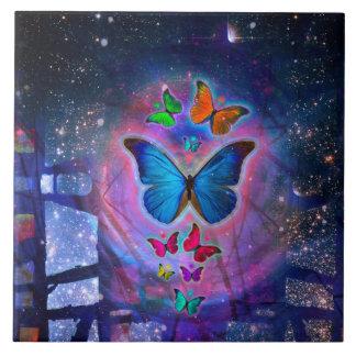 Fantasy Butterfly Tile