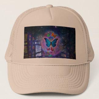 Fantasy Butterfly Trucker Hat