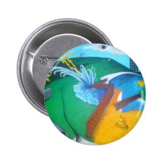 Fantasy Pinback Button