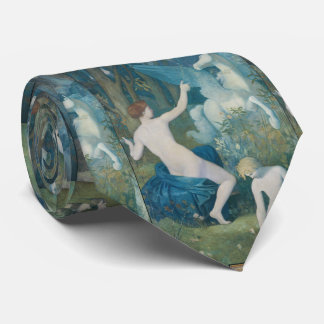 Fantasy by Pierre Puvis de Chavannes Tie