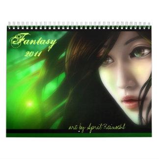 Fantasy Calendar 2011