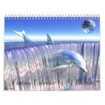 Fantasy Calendar by SJ Franks