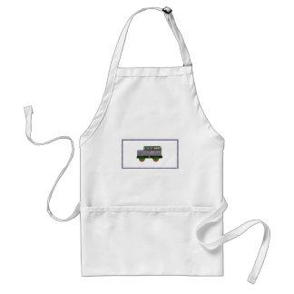 fantasy car gifts adult apron