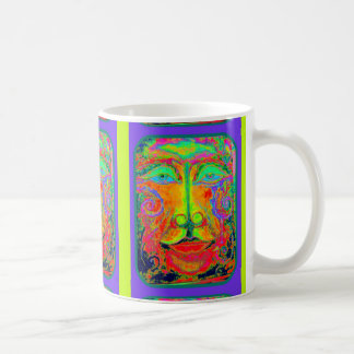 Fantasy Carnaval Party Face by Sharles Coffee Mug
