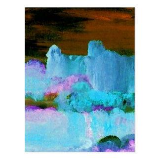 """Fantasy Castle""  CricketDiane Art Postcard"