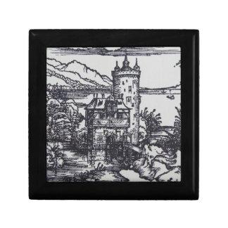 Fantasy Castle Keepsake Box