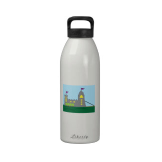 Fantasy Castle Water Bottle
