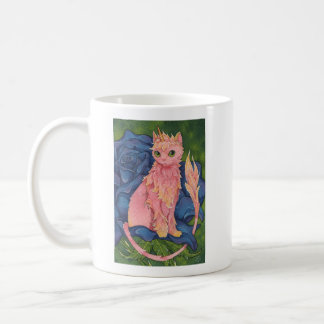Fantasy Cats Oracle Affirmation - Beauty Coffee Mug