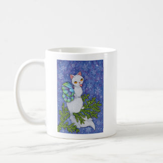 Fantasy Cats Oracle Affirmation - Diversity Coffee Mug