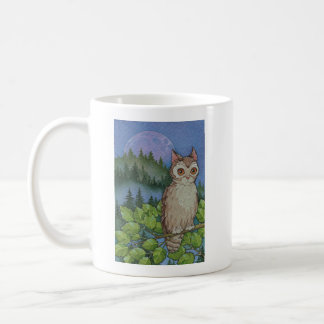 Fantasy Cats Oracle Affirmation - Mystery Coffee Mug