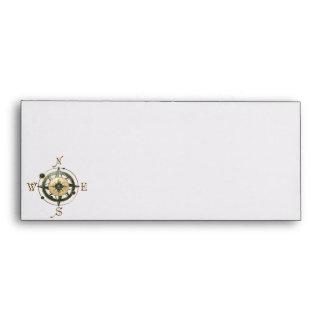Fantasy (Celtic) Compass Design Envelope