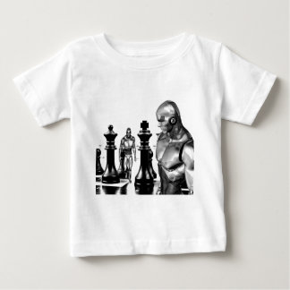Fantasy chess baby T-Shirt