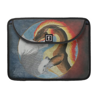 Fantasy Circle Sleeve For MacBook Pro