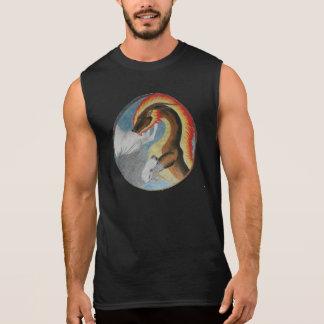 Fantasy Circle Sleeveless Shirt