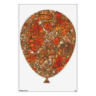 fantasy city maps 3 (C) Wall Sticker