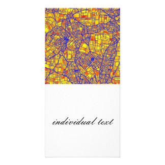fantasy city maps 5 (C) Card