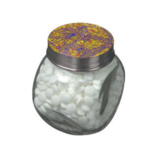 fantasy city maps 5 (C) Glass Candy Jar