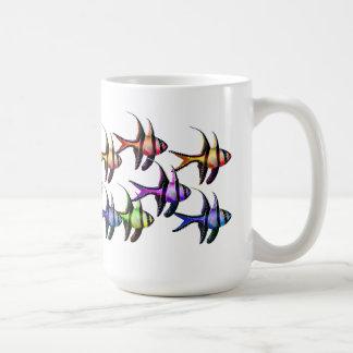 Fantasy Colored Banggai Cardinalfish Mug