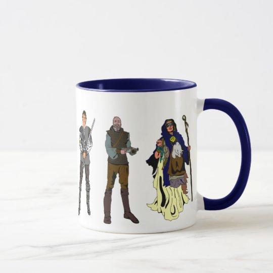 Fantasy Companions Mug