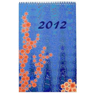 Fantasy Coral Reef, 2012 Calendar