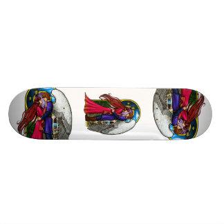 Fantasy Couple Skateboard