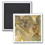Fantasy Crazy Lace Agate Opus 01 Magnets