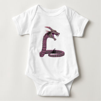 Fantasy Creature Pink Purple T-shirt