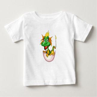 Fantasy Cute Baby Dragon Baby T-Shirt