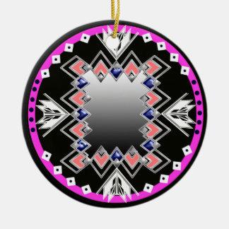 fantasy deco ceramic ornament