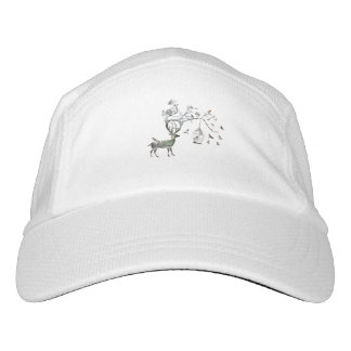Fantasy Deer Headsweats Hat
