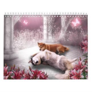 Fantasy Dog Calendar