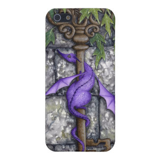 Fantasy Dragon Art iPhone 4 Case - The Key