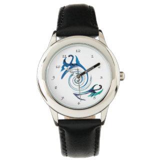 Fantasy Dragon Art Wristwatches