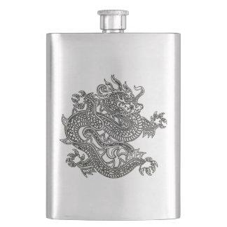 Fantasy Dragon Flask