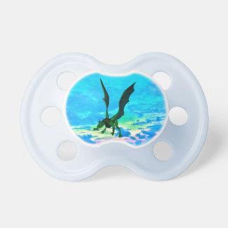 Fantasy Dragon Baby Pacifier