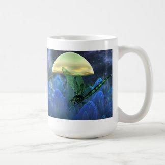 Fantasy Dragonfly Mug