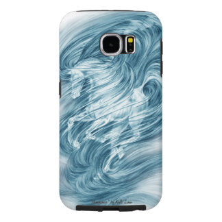 Fantasy Dream Horse Art Samsung Galaxy S6 Cases